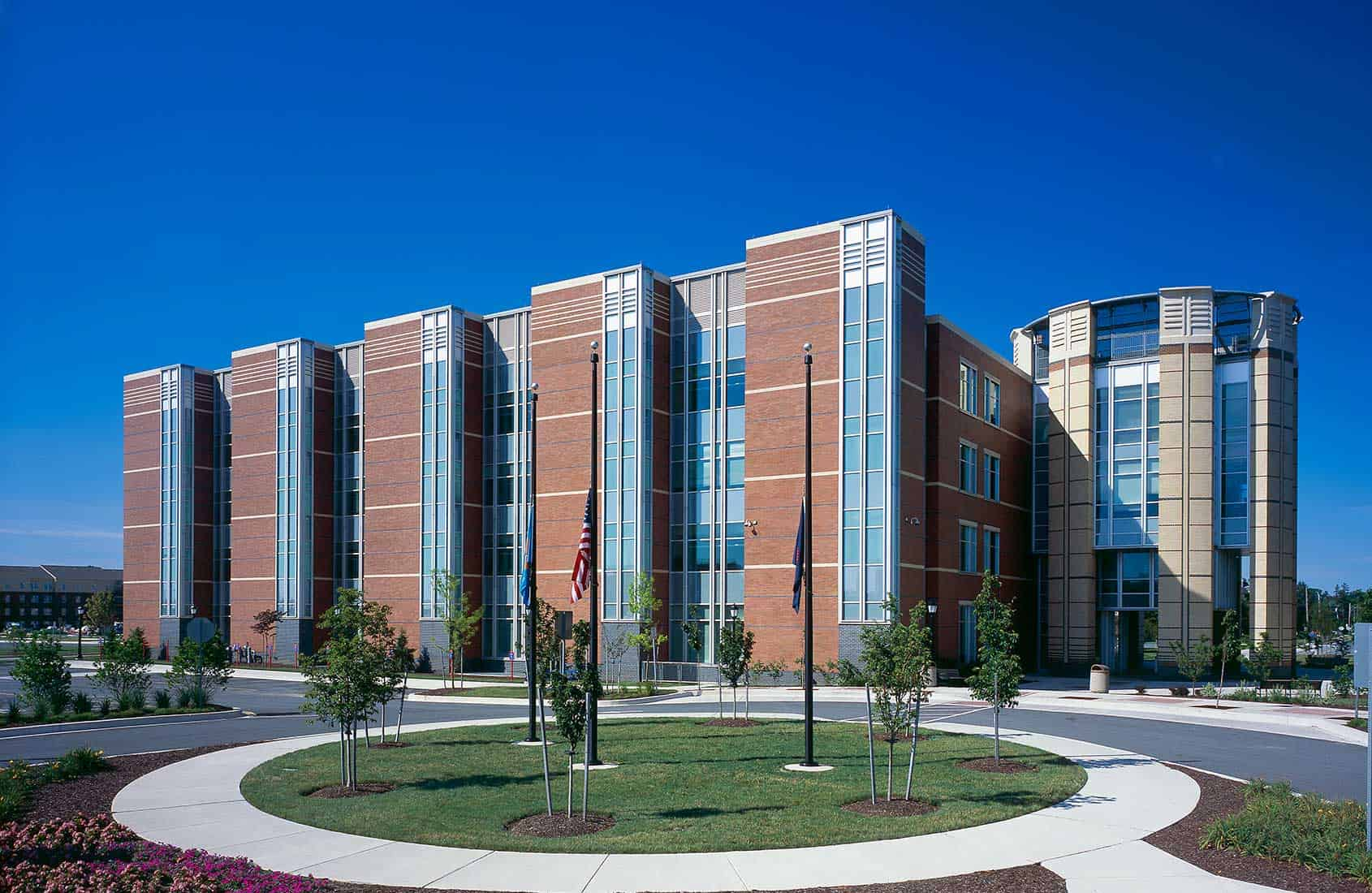 Delaware State University Administration and Student Services Building